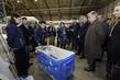 Secretary-General Visits United Nations Humanitarian Response Depot 3.78035