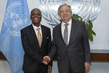 Farewell Call by Permanent Representative of Zambia 2.858168
