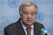Secretary-General Briefs Press on Recent Rise in Global Tension 3.2343962