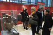 """Opening Ceremony of Exhibition """"Recovered Treasures: The Art of Saving Art"""" 4.199253"""