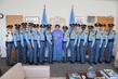 Deputy Secretary-General Meets Female UN Security Officers 1.0