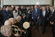 Opening of Exhibition Commemorating 75th Anniversary of Liberation of Auschwitz-Birkenau 4.195317