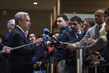 Secretary-General Briefs Press on Libya