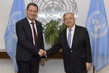 Secretary-General Meets President of United Cities and Local Governments 1.0