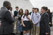 General Assembly President Meets Group of Students to Mark Black History Month 3.2274728