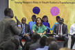 Secretary-General's Envoy on Youth Visits South Sudan 3.594489
