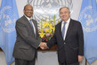 Secretary-General Meets Director General of Energy and Resources Institute 2.8581448