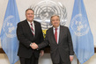 Secretary-General Meets Secretary of State of United States 2.8604693