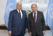 Secretary-General Meets Head of Central African Economic Community 2.8604693