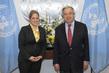 Secretary-General Meets Minister for Foreign Affairs of Liechtenstein 2.861589