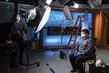 Behind the Scene in UNTV Studio 2.8679318