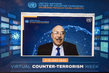 2020 Virtual Counter-Terrorism Week: Countering Terrorism in a Global Pandemic Environment 4.1947303