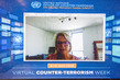 2020 Virtual Counter-Terrorism Week: Countering Terrorism in a Global Pandemic Environment 1.0