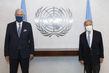 Secretary-General Meets Incoming President of 75th General Assembly 2.8695142