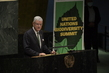 President of General Assembly Addresses UN Summit on Biodiversity