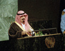 Acting Head of Government of Saudi Arabia Addresses Millennium Summit