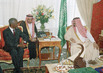 Secretary-General Meets with Crown Prince of Saudi Arabia