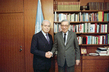 UN Secretary-General Meets with President of World Commission on Culture and Development 17.205921