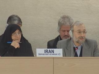 GENEVA  IRAN HRC REPORT