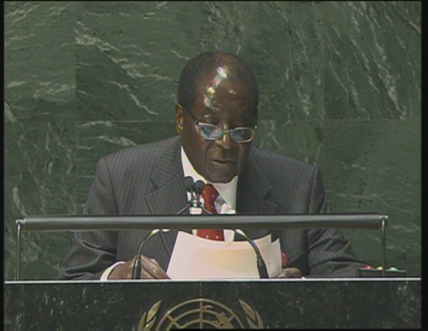UN  MUGABE YOUTH