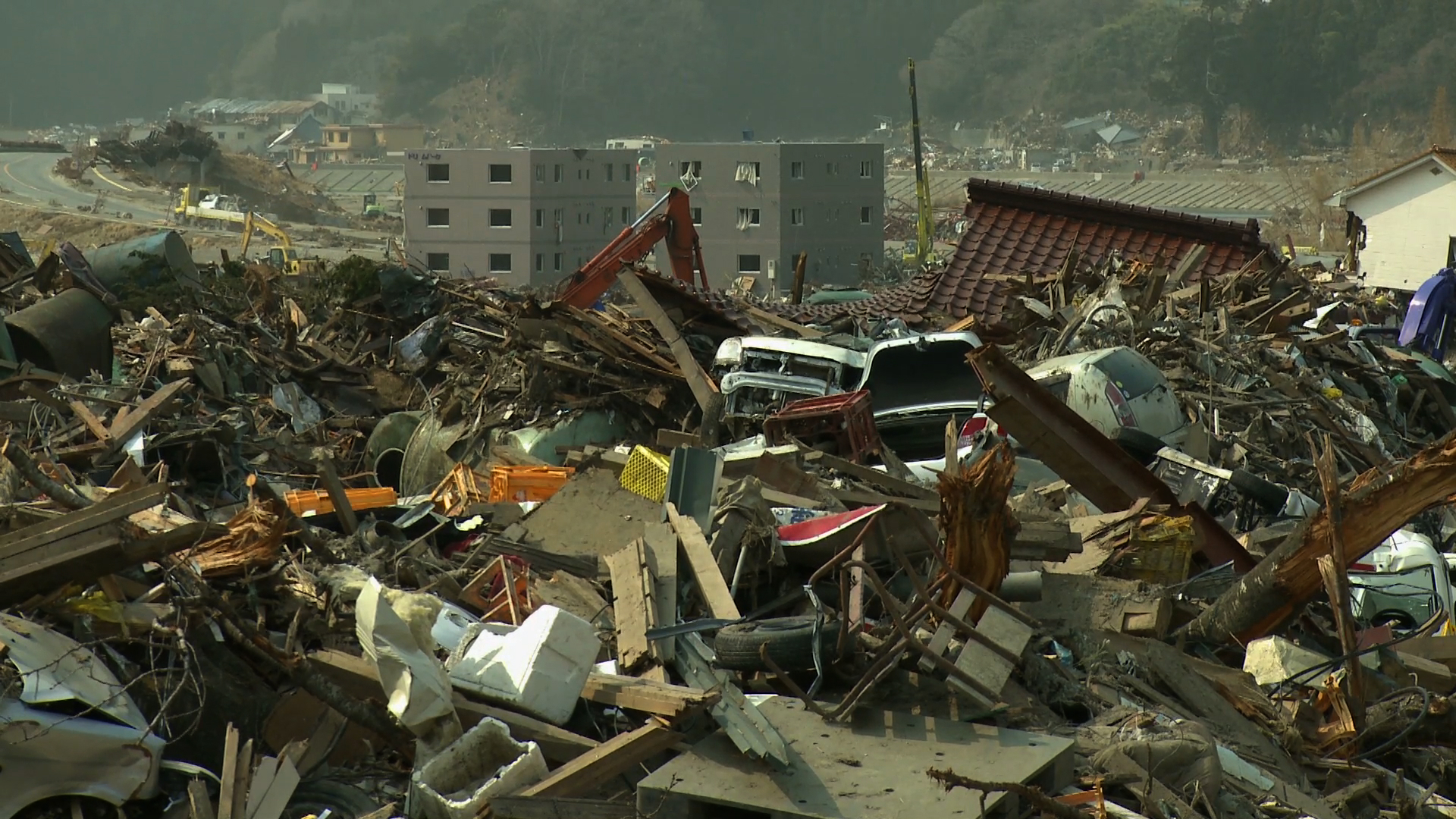 Selected frame from video story UNISDR / NATURAL DISASTERS