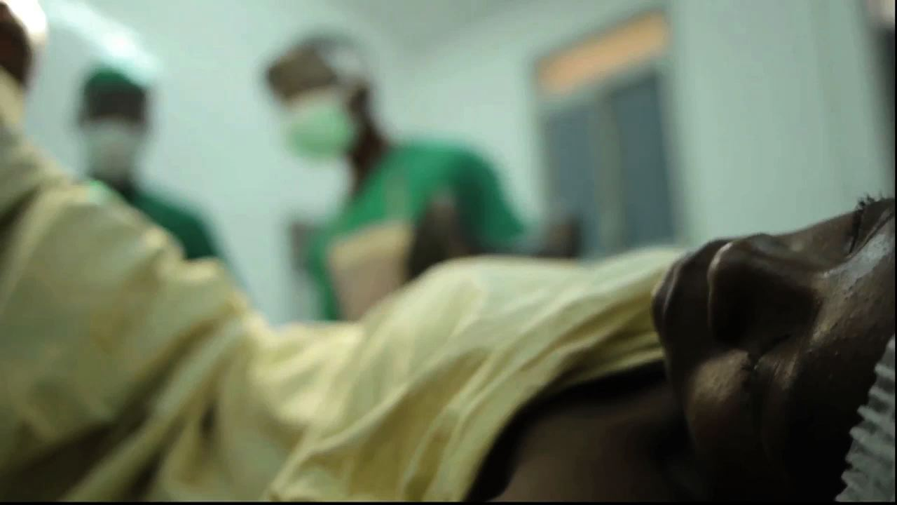 Selected frame from video story UNFPA / ENDING OBSTETRIC FISTULA DAY ADVANCER