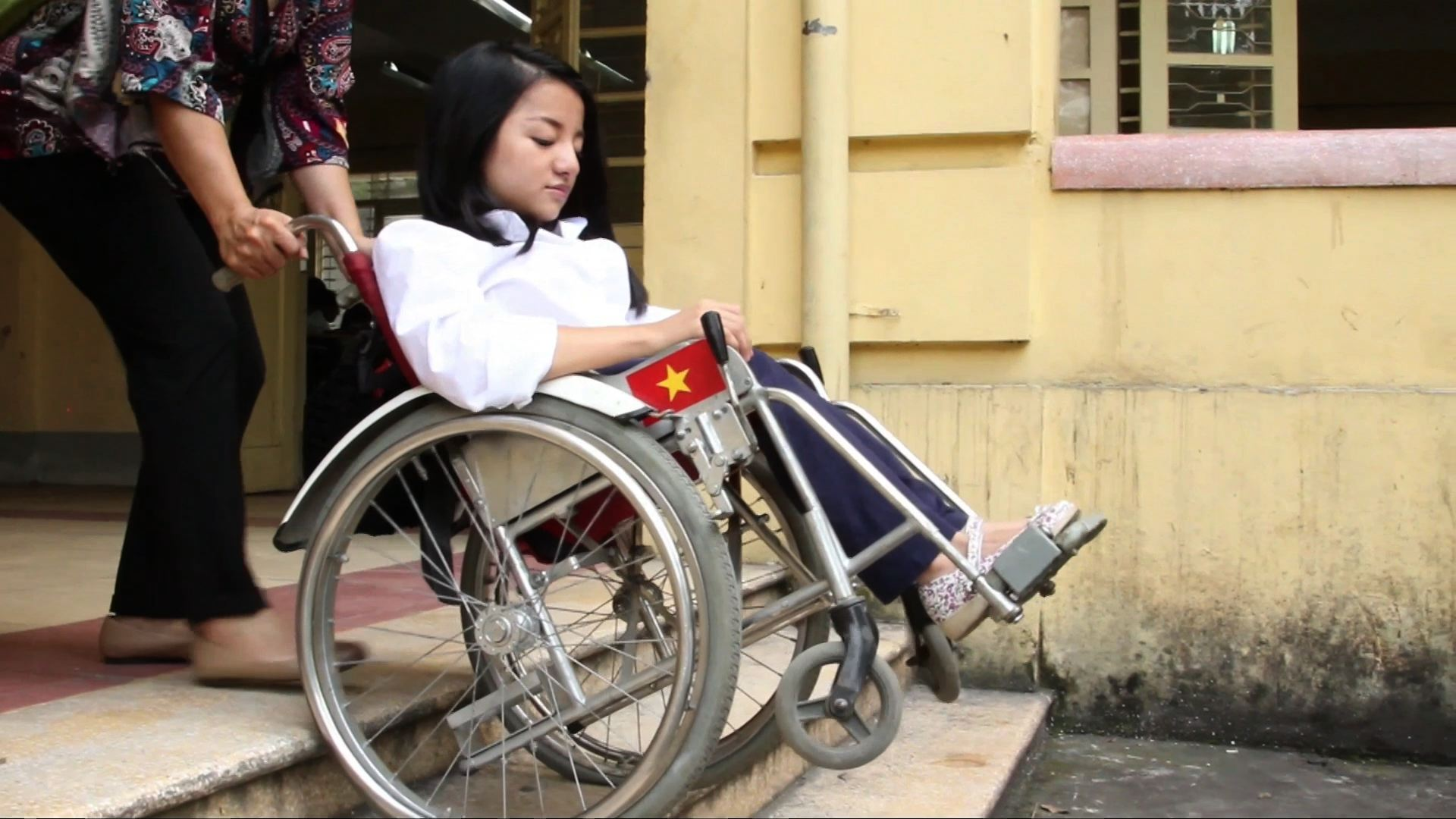 Selected frame from video story VIETNAM / SOWC DISABILITIES
