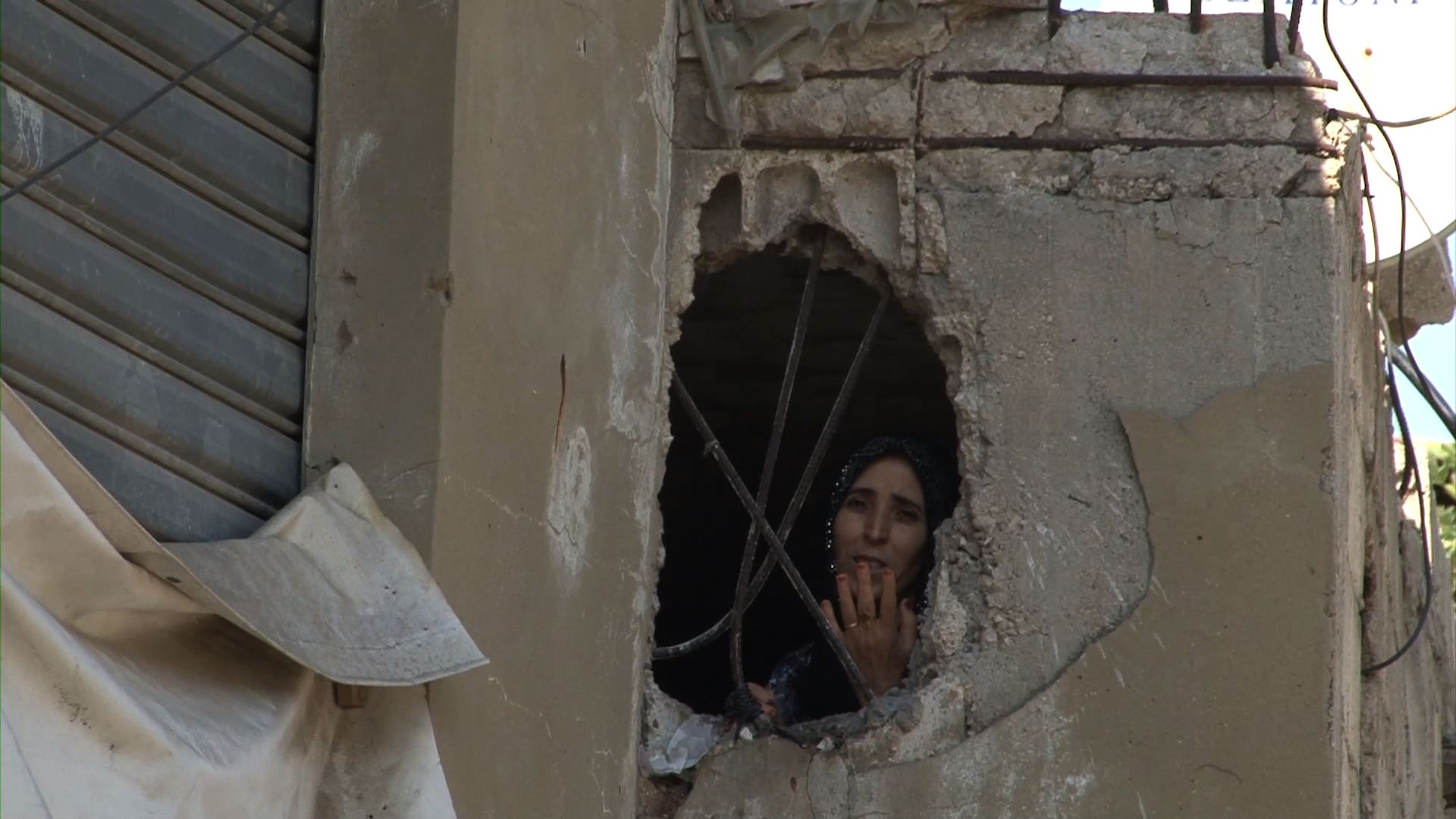 Selected frame from video story LEBANON / REFUGEE APPEAL