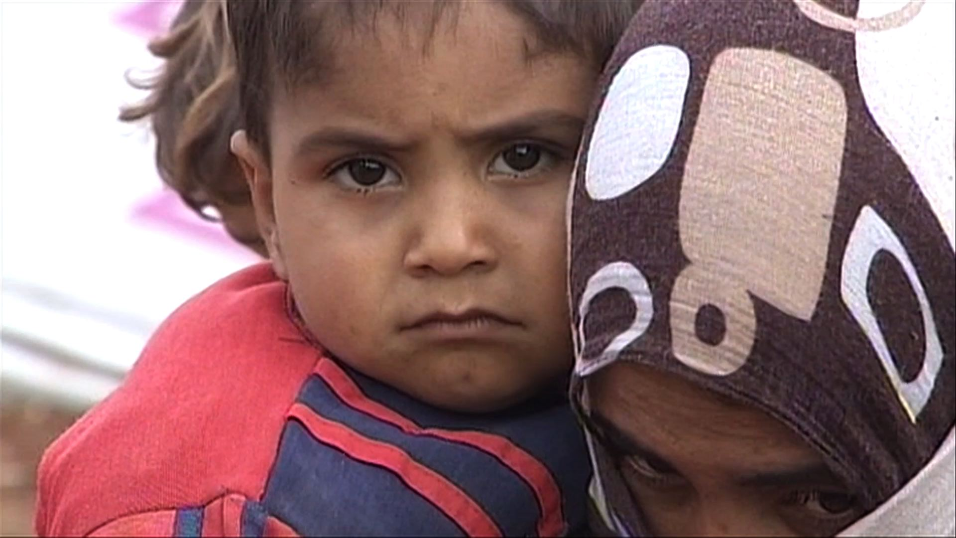 Selected frame from video story UNICEF / WORLD REFUGEE DAY