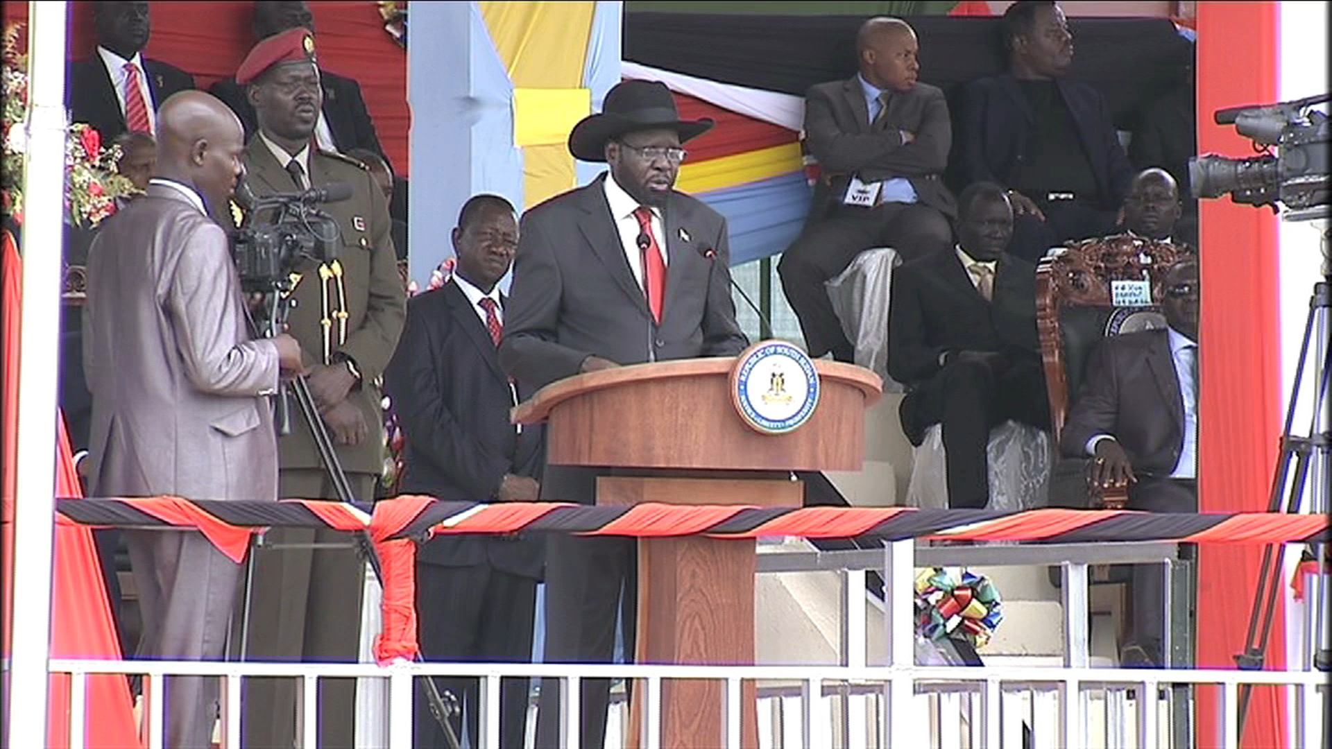 SOUTH SUDAN  SECOND INDEPENDENCE DAY CELEBRATIONS