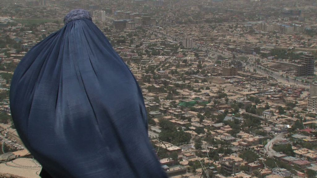 Selected frame from video story AFGHANISTAN / VIOLENCE AGAINST WOMEN REPORT