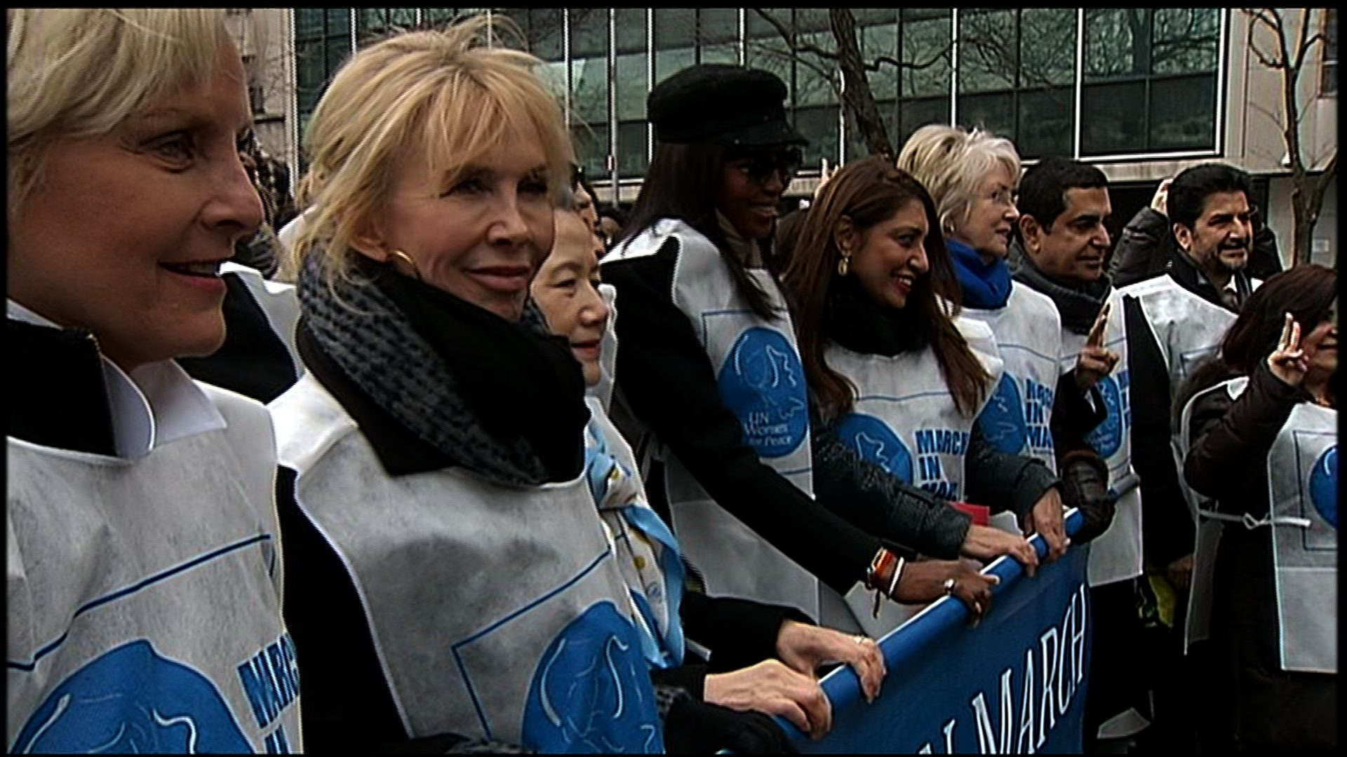 Selected frame from video story UN / INTERNATIONAL WOMEN'S DAY