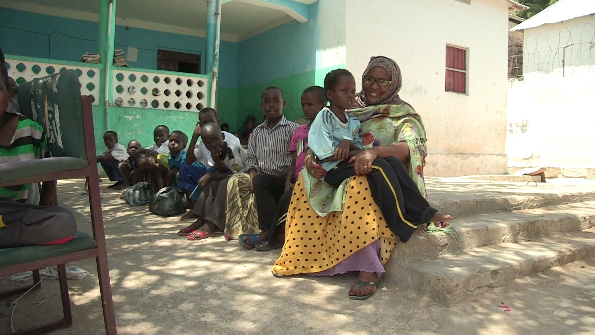Selected frame from video story SOMALIA/ INTERNATIONAL WOMENS DAY