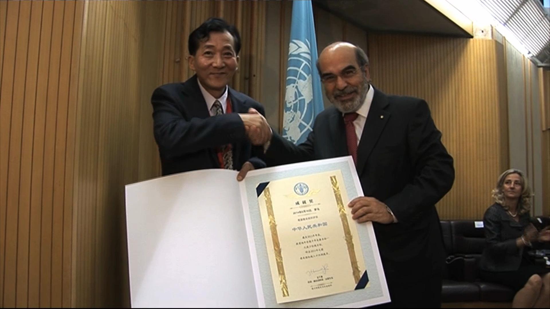 FAO  MDG AWARDS