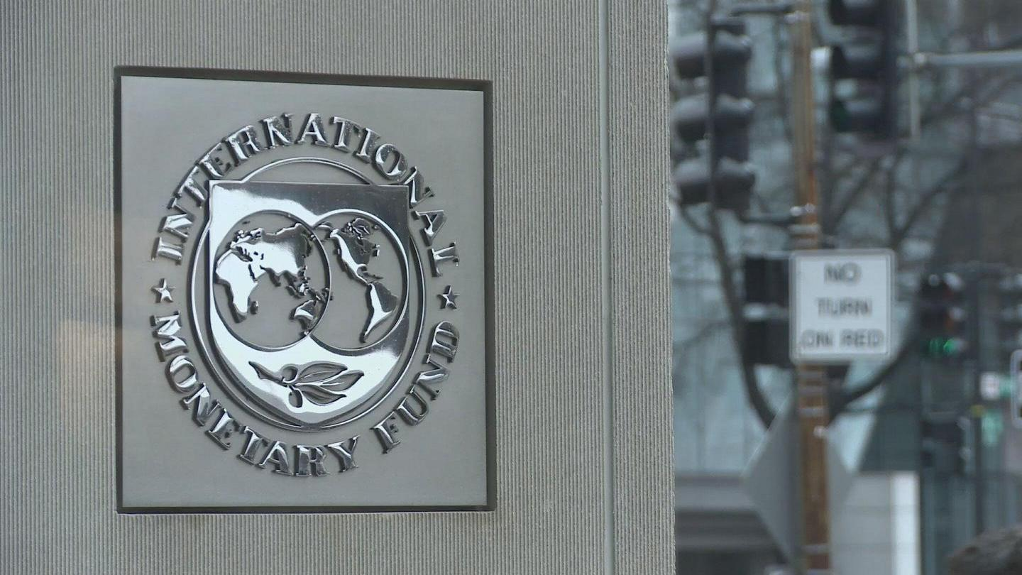 Selected frame from video story IMF / WORLD ECONOMIC OUTLOOK
