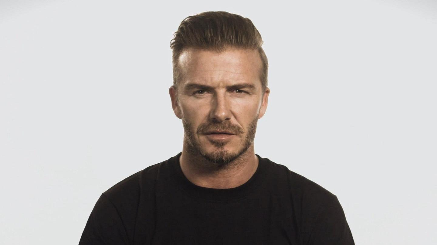 Selected frame from video story UNICEF / DAVID BECKHAM EBOLA CAMPAIGN
