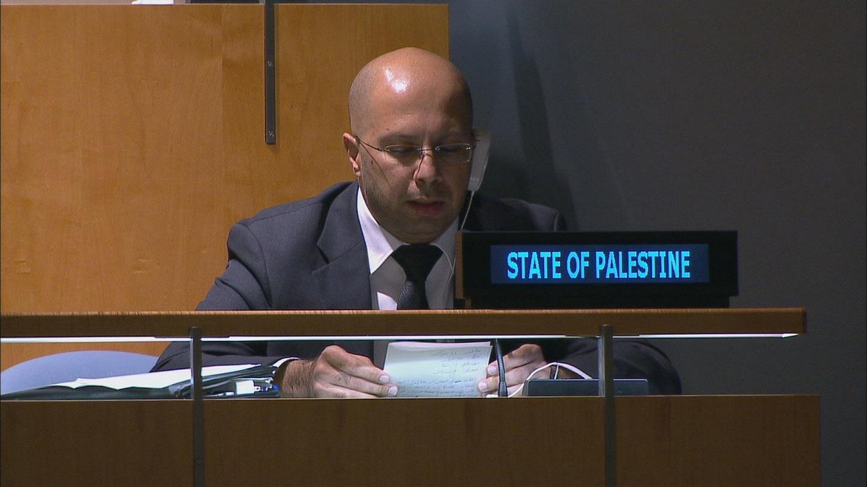 UN  SPORTS FOR PEACE PALESTINE