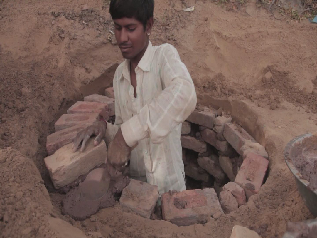 Selected frame from video story INDIA / WORLD TOILET DAY ADVANCER