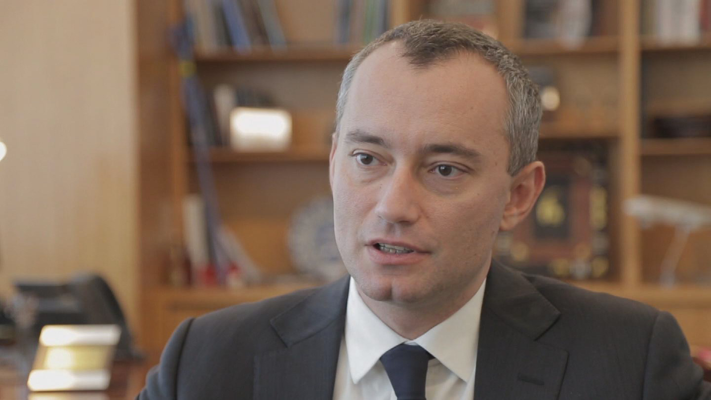 Selected frame from video story UN /MLADENOV