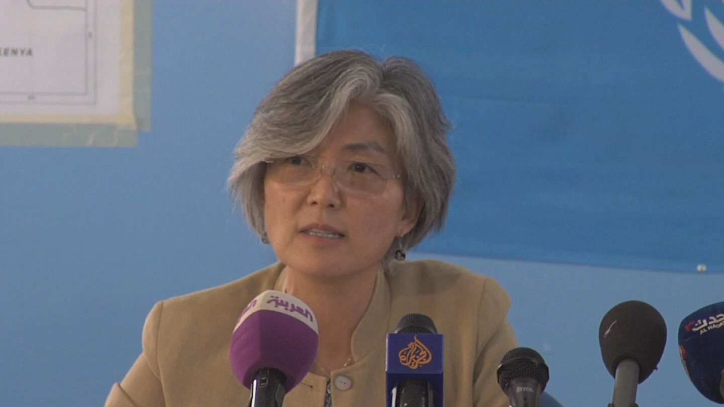 Selected frame from video story SOUTH SUDAN / KANG PRESSER