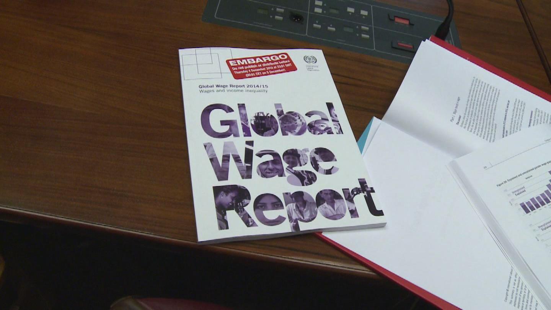 GENEVA  GLOBAL WAGE REPORT