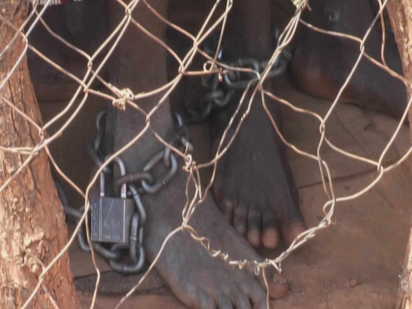 Selected frame from video story SOUTH SUDAN / HUMAN RIGHTS MONITORING