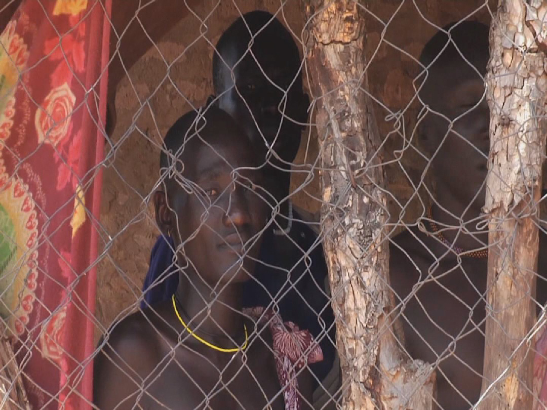 Selected frame from video story SOUTH SUDAN / HUMAN RIGHTS