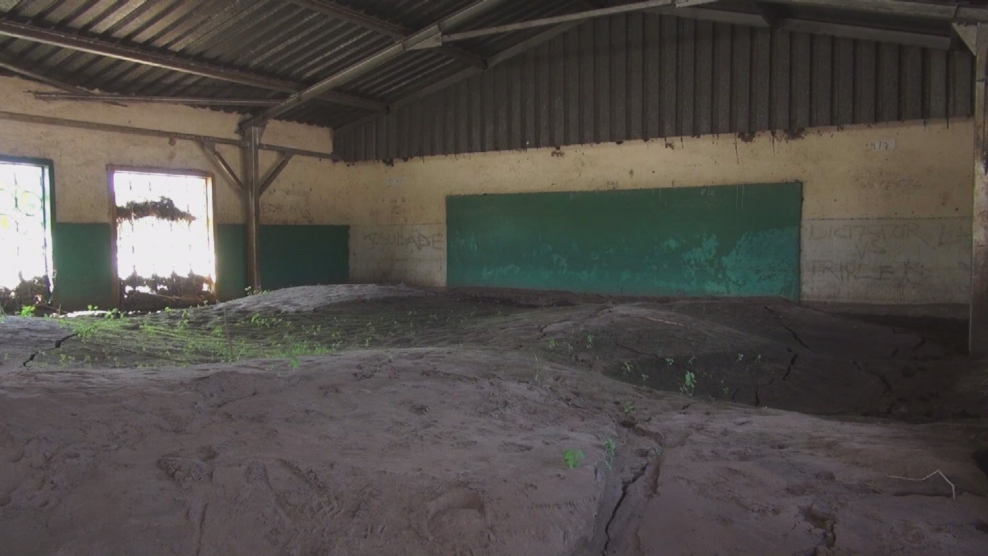 Selected frame from video story MALAWI / FLOOD