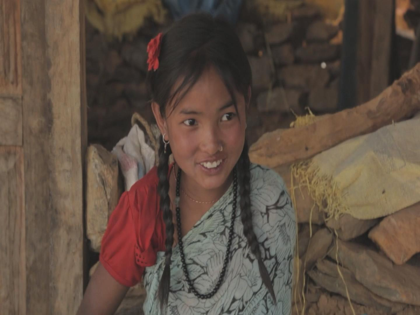Selected frame from video story NEPAL / WFP HARDEST AFFECTED AREAS