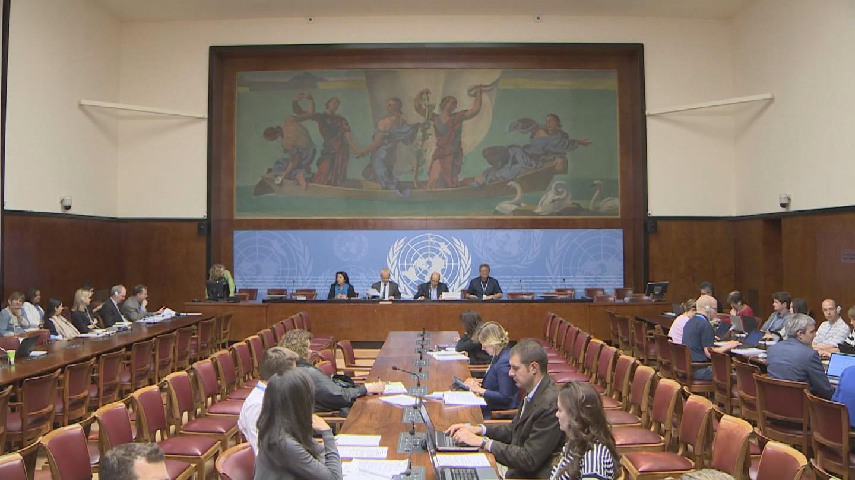 Selected frame from video story GENEVA / YEMEN WFP UNHCR
