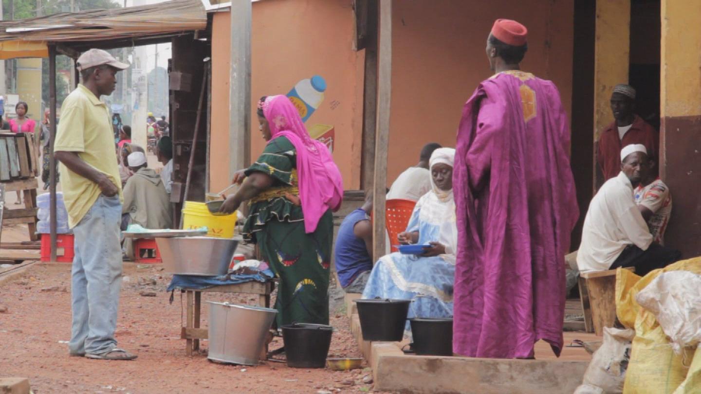 Selected frame from video story GUINEA / EBOLA BOKE OUTBREAK