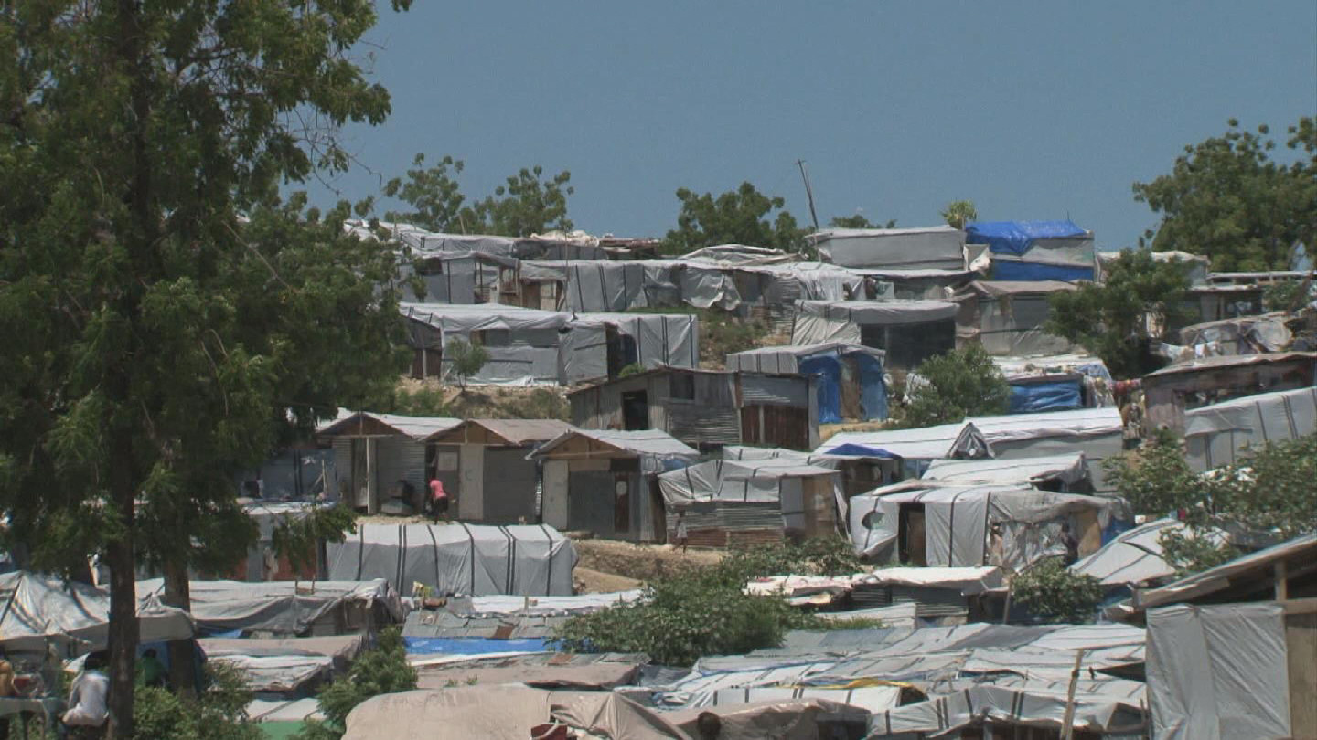 Selected frame from video story HAITI/ HUMANITARIAN ASSESSMENT
