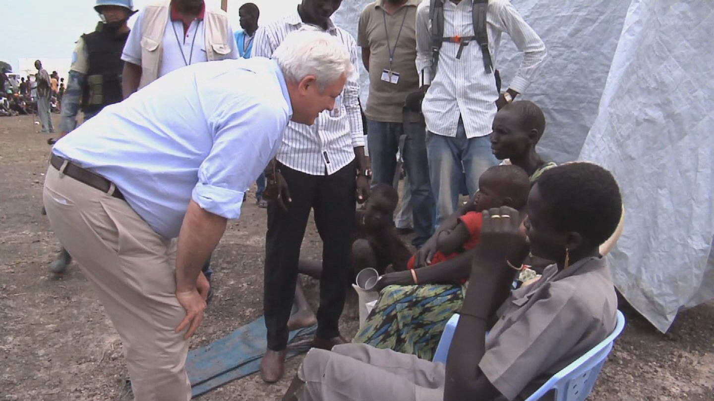 Selected frame from video story SOUTH SUDAN / O'BRIEN UNITY STATE