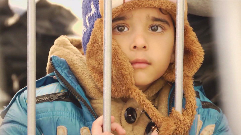 UNICEF  BALKAN REFUGEES WINTER